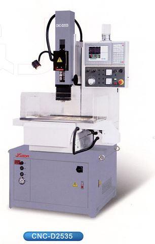 Máy khoan xung EDM CNC-D2535